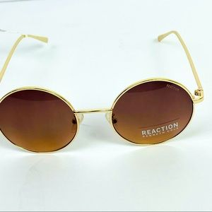 NWT Kenneth Cole Reaction round sunglasses shades